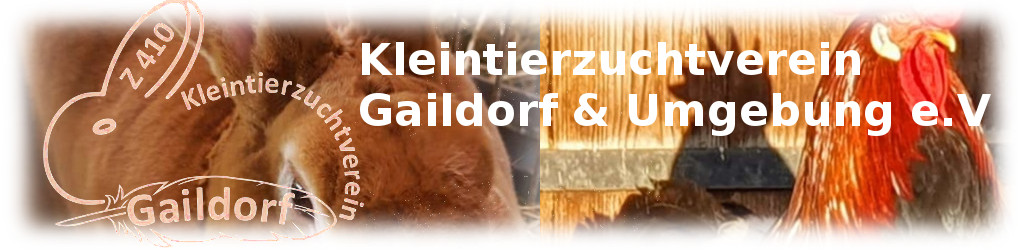 Kleintierzuchtverein Gaildorf und Umgebung e. V.